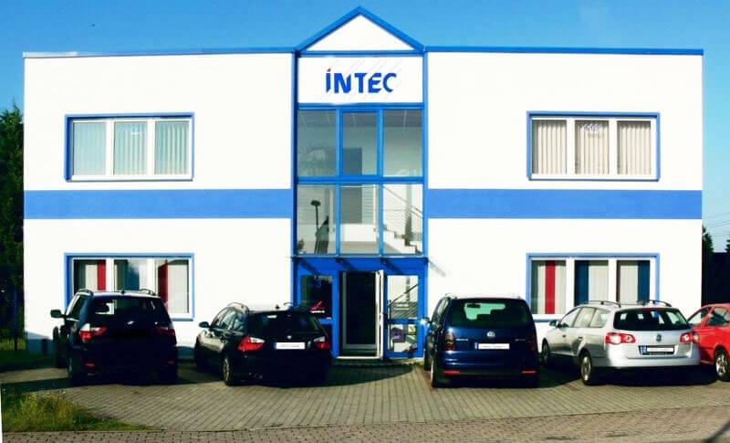 INTEC GmbH mit Sitz in Gerichshain / Sachsen