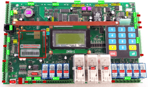 Main board HSE Version 1.5