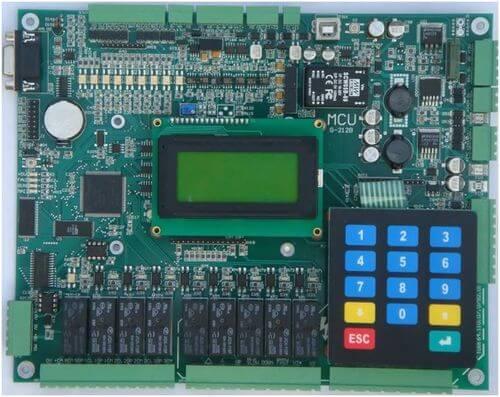 Main board MCU Version 1.2