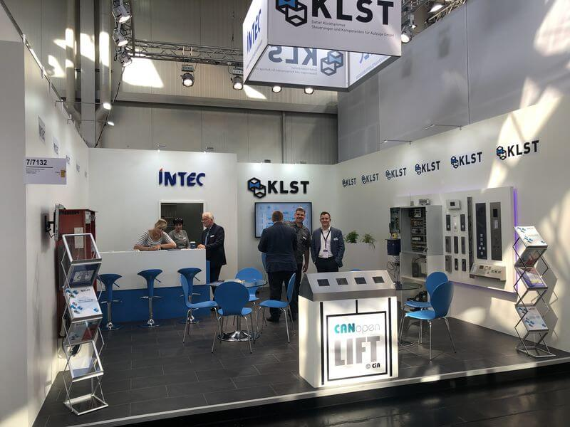 Interlift 15.-18.10.2019 in Augsburg