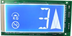 LCD display LCI16 Version 2.0
