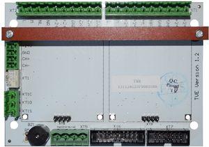 Notlichtplatine TVE Version 1.2